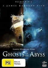 Ghosts Of The Abyss (DVD, 2005)