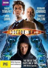 Doctor Who - The End Of Time (DVD, 2010, 2-Disc Set) R4 (D158)(D179)