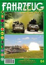 FAHRZEUG Profile 64 Exercise Combined Resolve II, European Activity Set