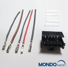 Rep Kit Stecker/Kabel zum Widerstand Gebläsemotor PSA Bipper / Nemo  für 6436C4