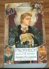 SHARON GREEN Prophecy THE BLENDING BOOK FIVE 5 Avon 1999 1st PB TOM CANTY ART of