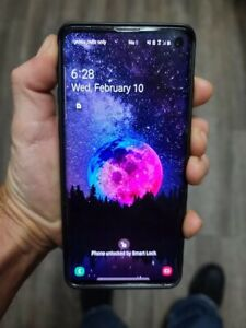 Samsung Galaxy S10 SM-G973 - 128GB - Prism Black (Unlocked) (Verizon)