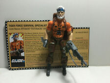 GI Joe Collector's Club FSS 4.0 Tiger Force Outback