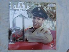 ELVIS CALENDAR 2010 OFFICIAL THE ARMY YEARS New & Sealed still