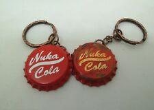 Fallout 4.  1x Nuka cola cap Keyring Old or new