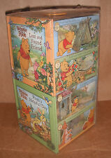 Winnie the Pooh Story Books Interactive Blocks NEW
