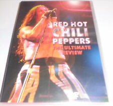 RED HOT CHILI PEPPERS  THE ULTIMATE REWIEW   IMPORT   DVD RARE