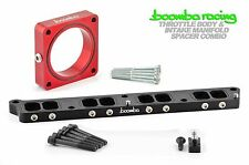 2013 + Fusion 2.0 Intake Manifold and Throttle Body Spacer Combo