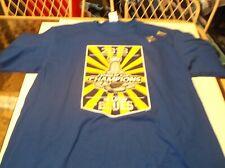 St. Louis Blues NHL 2019 Stanley Cup champion shirt by fanatics L