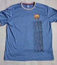 BARCELONA FOOTBALL CLUB SOCCER SHIRT ADULT LARGE AUTHENTIC FCB  FIFA World Cup