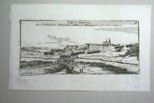 Villefranche/Champagne - Kupferstich 17.Jh.