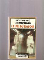 Le fil du rasoir de Somerset Maugham W. | Livre | d'occasion