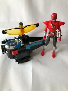 Power Ranger Beast Morphers X Morpher and red ranger Fully working with strap