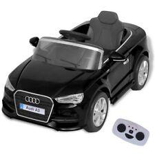 Vidaxl Voiture Électrique pour Enfants Télécommandée Audi A3 Noir