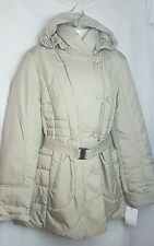 Brand New and Tagged Beige Coat size 12