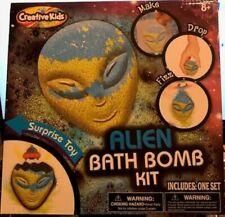 Creative Kids Ali Bath Bomb Kit - Surprise Toy - Make-Drop-Fizz