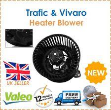 For Renault Trafic Bus Box Platform Valeo Interior Heater Blower New