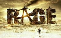 Rage | Steam Key | PC | Digital | Worldwide |