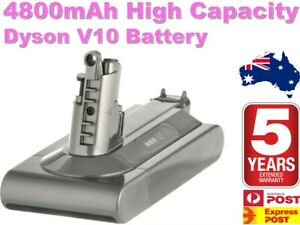 High Capacity Dyson Cyclone V10 vacuum cleaner replacement battery 4800mAh