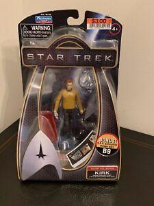 STAR TREK Action Figure 2009 PLAYMATES Series - CAPTAIN KIRK - New in Package