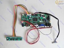 (HDMI+DVI+VGA)LCD Driver Lvds Inverter Kit - G133HAN01.0 1920X1080 into Monitor