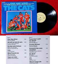LP Cats: One Way Wind (Crystal 048 CRY 24 980) D