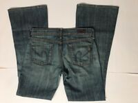 Citizens of Humanity Size 26 Ingrid #002 Low Waist Flare Stretch Jeans