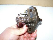 FULLER JOHNSON 1 1/2-12hp Hit Miss Gas Engine Ignitor Steam Magneto Oiler 2N88