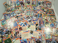 Lg COLLECTION 1989 NFL PRO SET FOOTBALL ALL PRO TRADING SCORE CARDS-EXCELLENT