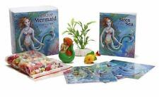 NEW Desktop Mermaid: Siren of the Sea (With Mermaid, Fish, Decorative Plant) New