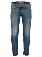 ROY ROGER'S Jeans Uomo Modello 529 WEARED 10 Denim Nuova Collezione Royrogers