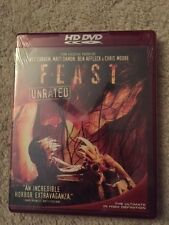 Feast Unrated HD DVD New Rare