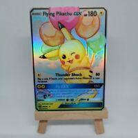 Flying Pikachu GX / Balloon Pikachu - Custom Pokemon Card