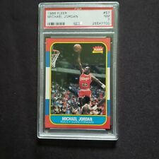 1986 FLEER Michael Jordan PSA 7 Hot Pack,Repack,Multi Sport *PLEASE READ*