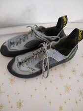 La Sportiva Womens Nago Climbing Shoes 37, Us Men 5, Us Women 6, Uk 4 Vibram