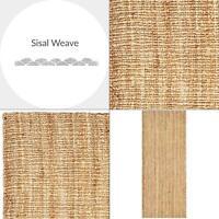natural fiber beige 3 ft. x 6 ft. runner rug | woven jute safavieh area durable