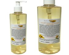 Organic Castile Soap Unscented, 100% Natural & SLS Free, 500ml