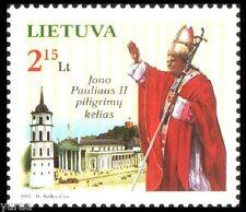 Lithuania - 2011 - Pope John Paul II, 1v