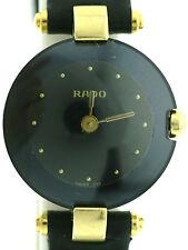 Rado Damen Uhr Florence Quarzwerk frisch revisioniert edle Uhr mit Lederband