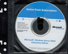 Microsoft Windows Server 2003 Enterprise Edition with Licence Key