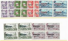 Private Issue HERM ISLAND - 1961 Europa set - block of 4 - MNH