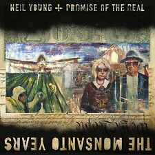 NEIL YOUNG - THE MONSANTO YEARS: CD & DVD ALBUM SET (June 29th 2015)