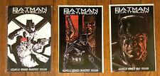 Batman / Deathblow: After the Fire #1, 2 ,3 Lot (Mar 2002, DC) - Brian Azzarello