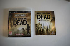 the walking dead a telltale game series jeu de l'année  ps3 ps 3 playstation  3