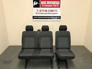 VW T5 Kombi Seats 2+1 Tasamo Middle Row