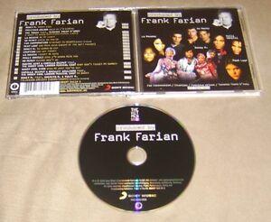 FRANK FARIAN Produced by - Hit Men Vol. 1 CD 2009 Original Sony BONEY M. FAR***