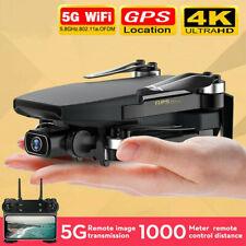 GPS Drone 1080P 4K HD Camera 5G WiFi Brushless FPV Quadcopter Flight VR Mode