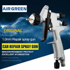 1.0mm Mini Car Repair Paint Spray Gun Multifunction Flexible Operation Sprayer