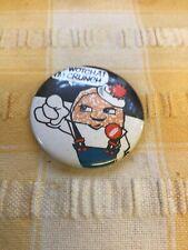 More details for vintage rare 1982 crunch weetabix man badge