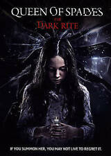 QUEEN OF SPADES: THE DARK RITE 10 YR OLD GIRL POSSESSED USED VERY GOOD DVD